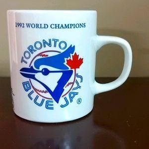 Toronto Blue Jay's cup 1992 world champions